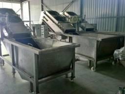 Миюча машина з автоматичним вивантаженням і осушенням