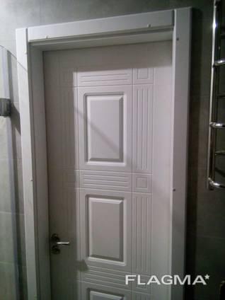 Міжкімнатні Двері/ Двірь Білого Кольору