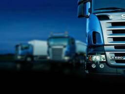 Міжнародні перевезення вантажів
