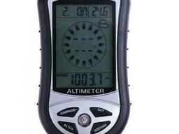 Многофункциональный 8 в 1 электронный компас, альтиметр, барометр, термометр, высотомер. ..