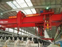 Многофункциональный мостовой кран для электролитического. ..