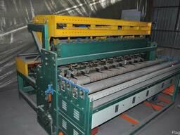 Многоконтактная линия для производства кладочной сетки
