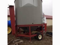 Мобильная зерносушилка GT 645 XL (США) 16 тонн