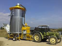 Мобильная зерносушилка Mecmar FSN15/138T