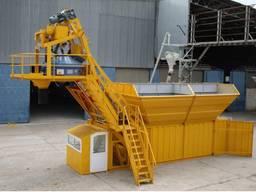 Мобильный бетонный завод Constmash Компакт 30 (30 м3/час)