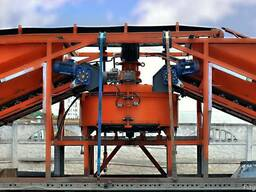 Мобильный бетонный завод МБУ-30