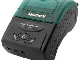 Мобильный чековый принтер 58мм AW-5807LD AsianWell. ..