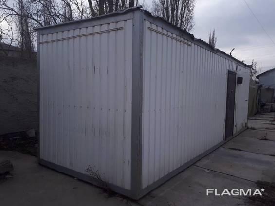 Мобильный офис, Бытовка, Вагончик, Дачный домик