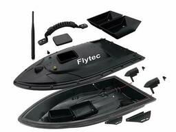 Модель кораблика для прикормки Flytec HQ2011 для самостоятельной сборки (без. ..