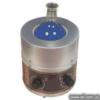 Модель: серия MNS, нагревательные кожухи с мешалками