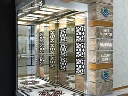 Модели лифтов Luxury