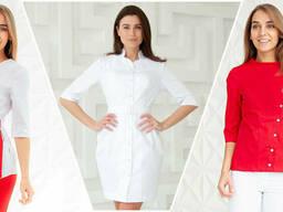 Модельная медицинская одежда под пошив