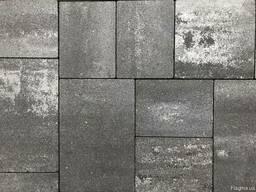 Модерн тротуарная плитка 35-35-4 сахара