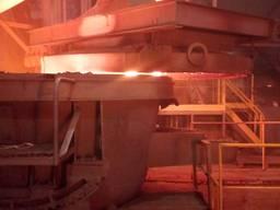 Модернизация сталеплавильных печей ДСП 0.5-6.0 т с переводом питания на постоянный ток