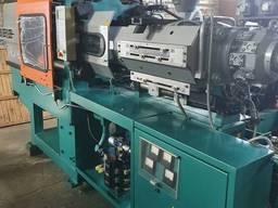 Відновлений модернізований термопластавтомат ДЕ3132-300