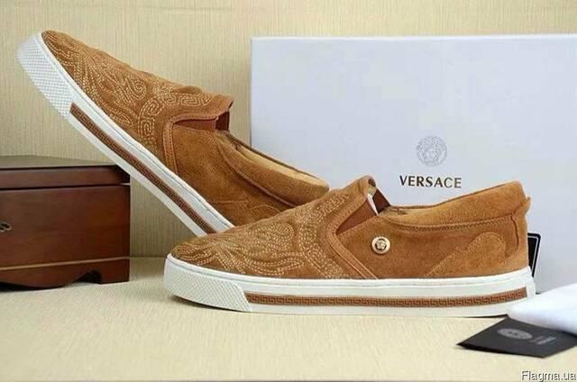 Модная обувь Versace цена 40e814959987f