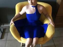 Модное платье солнце