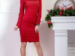 Модное женское платье (42-48) , доставка по Украине