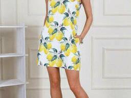 Модное женское платье (44-48) , доставка по Украине
