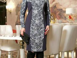 Модное женское платье (50-56), доставка по Украине