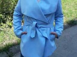 Модный кардиган-пальто женский (42-46) , доставка по Украине