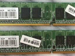 Модуль памяти для компьютера NCP DDR2 512MB 533MHz. ..