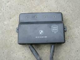 Модуль прерывания пуска (зажигания) ВМW Е36 (1990г-1996г).