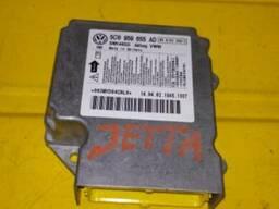 Модуль srs airbag компьютер подушек безопасности VW Jetta USA 19