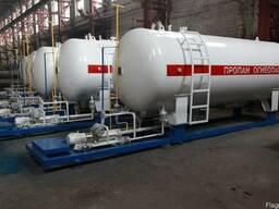 Модуль для заправки сжиженным газом АГЗП