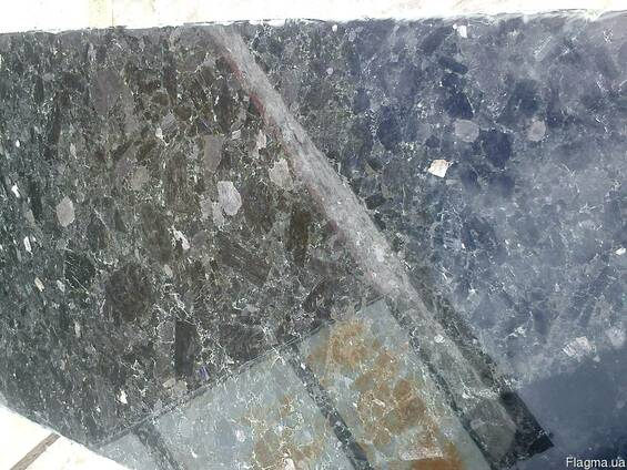 Модульная гранитная плитка из лабрадорита