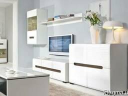 Модульная мебель БРВ (BRW) от Польской фабрики Black Red Whi