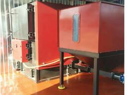 Модульная твердотопливная котельная от 100 кВт до 10МВт