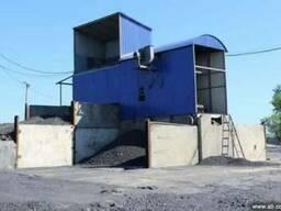 """Модульная установка для обогащения угля - """"Торнадо"""""""