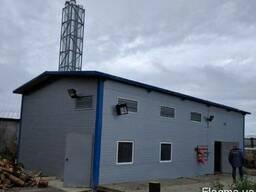 Модульное здание для строительства котельной