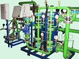 Модульный блок системы отопления ТО-16-50-65