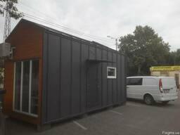 Модульный дом Gaden Box