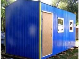 Модульный домик 5х2, 5м