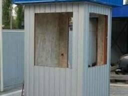 Модульные конструкции, бытовки, домик для охраны Донецк