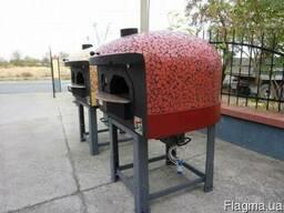 Модульные печи для пиццы. модели на дровах или на газу