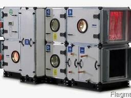 Модульные воздухообрабатывающие агрегаты.