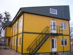 Модульные здания для Вашего бизнеса