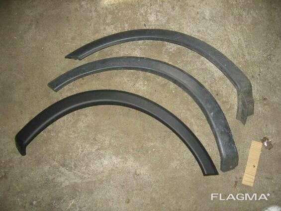Молдинг накладка арки Opel Combo 9227302 9227301