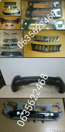 Молдинг, решетка, спойлер Mitsubishi Pajero Sport 2009-2013
