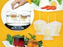""""""" Molds for cooking eggs """" Формочки для варки яиц - фото 1"""