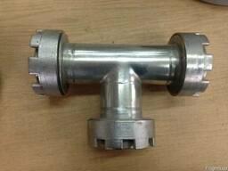 Молочная трубопроводная арматура