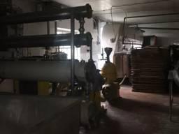 Молочный завод по производству твердых и мягких сыров