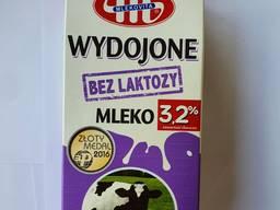 Молоко БЕЗ ЛАКТОЗНЕ 1л