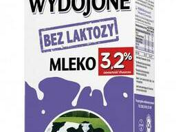 Молоко пет 1 л Млековита 3, 2%