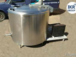 Охолоджувач молока 500 літр