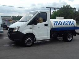 Молоковоз на шасси ГАЗель NEXT